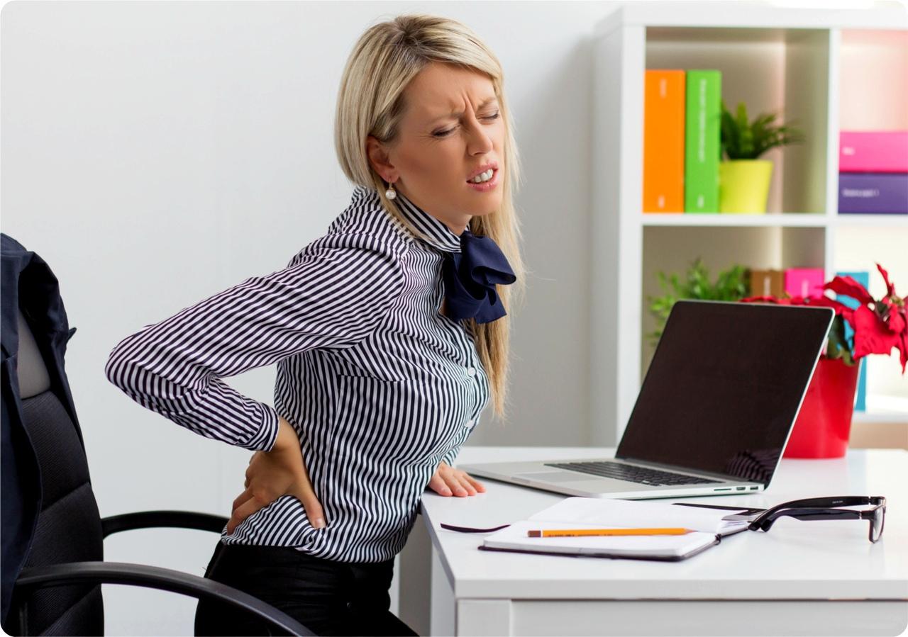 Психология болезней: Спина (боль)